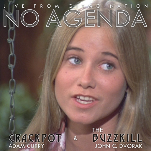 No Agenda Album Art by TimothyEphesus