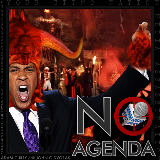 No Agenda Album Art by SirGonz