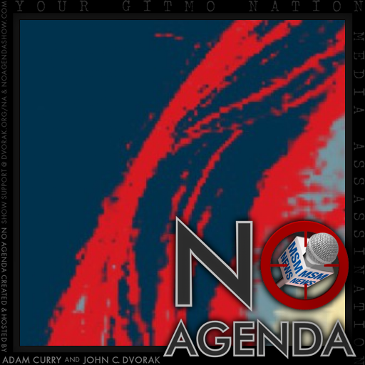 No Agenda Album Art by Aeroshamrock