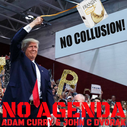 No Agenda Album Art by noagendaracing