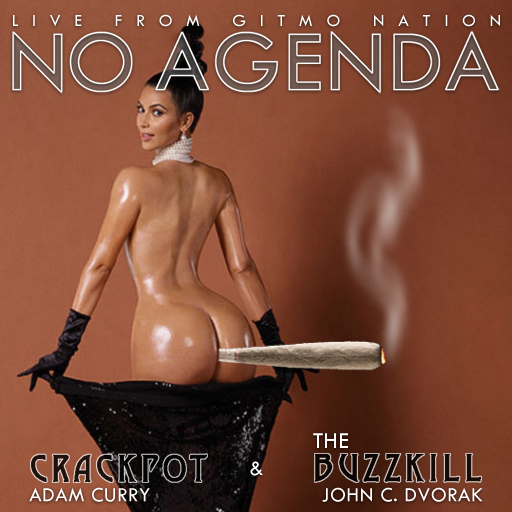No Agenda Album Art by itastesound