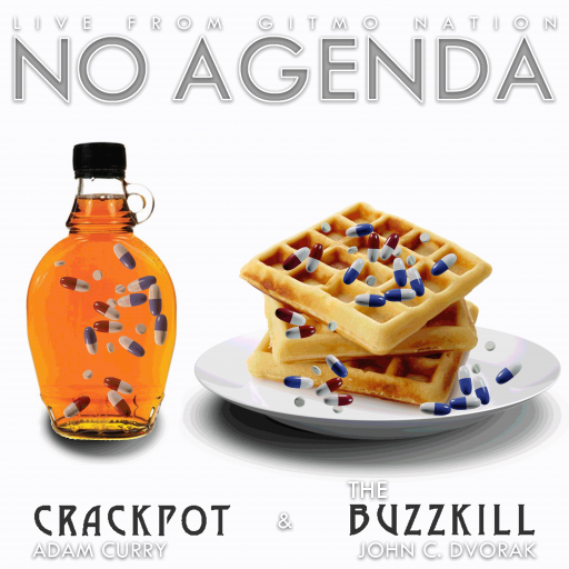 No Agenda Album Art by tapper72