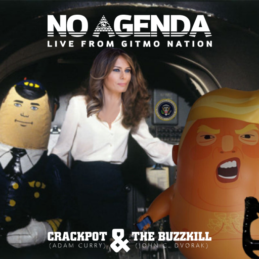 No Agenda Album Art by pay