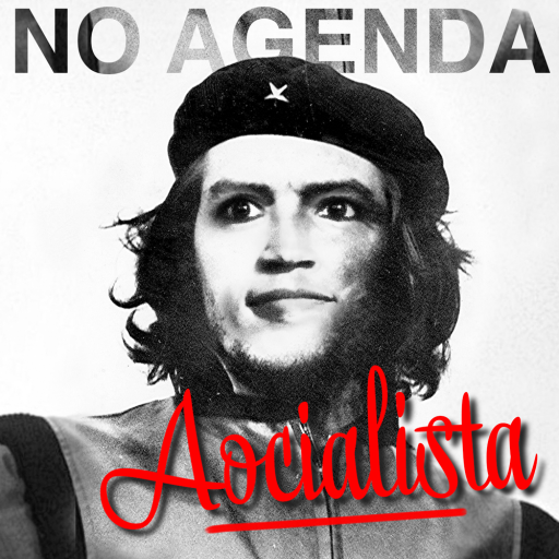 No Agenda Album Art by ThijsB