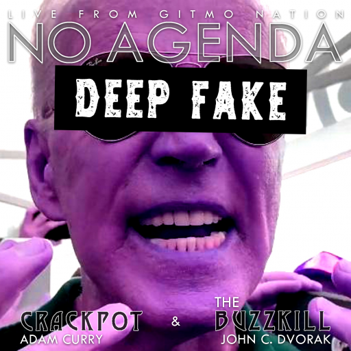 No Agenda Album Art by LarryDane