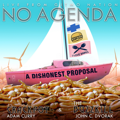 No Agenda Album Art by whoswipedmybike
