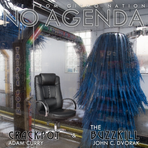 No Agenda Album Art by candy