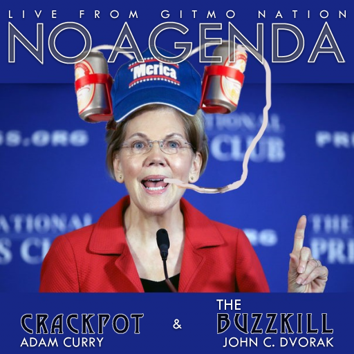 No Agenda Album Art by ginclear