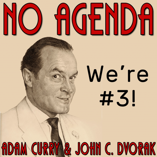 No Agenda Album Art by darrenoneill
