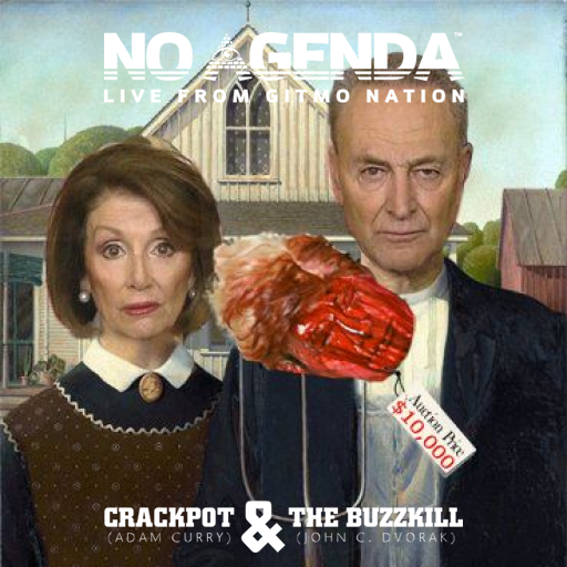 No Agenda Album Art by atomicglue