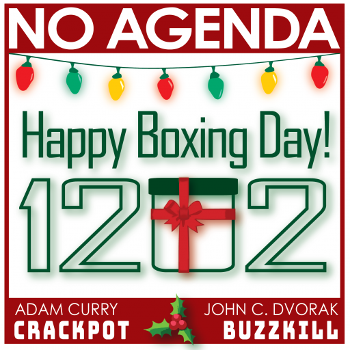 No Agenda Album Art by MountainJay