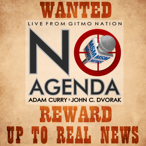 No Agenda Album Art by MartinJJ