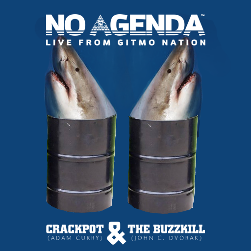 No Agenda Album Art by Baron_of_Rotterdam