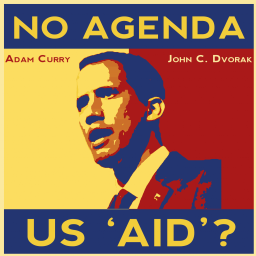 No Agenda Album Art by Jimq