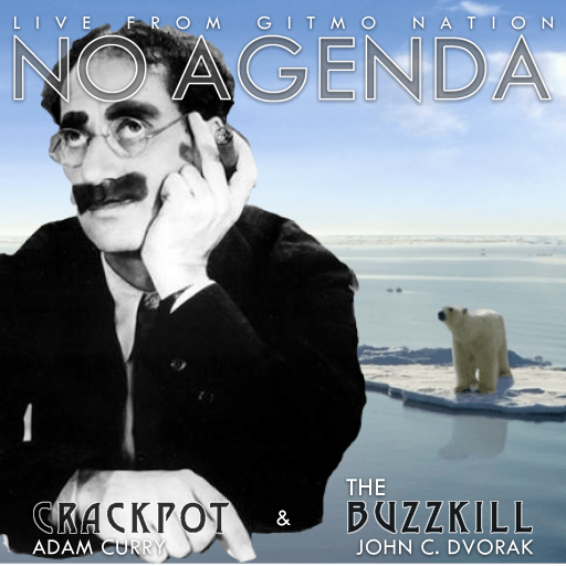 No Agenda Album Art by orientalcatfood
