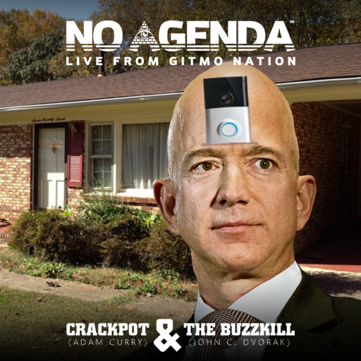 No Agenda Album Art by jaymoon