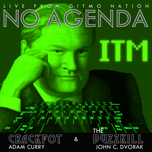 No Agenda Album Art by Kahless