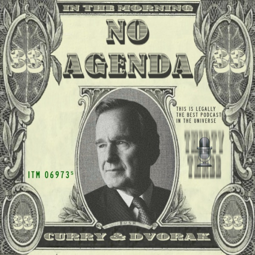 No Agenda Album Art by unclecavebear
