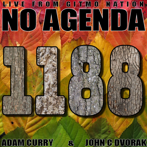 No Agenda Album Art by johnfletcher