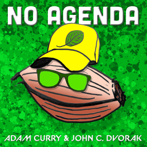 No Agenda Album Art by melodiousowls