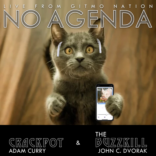 No Agenda Album Art by stephenbutkay