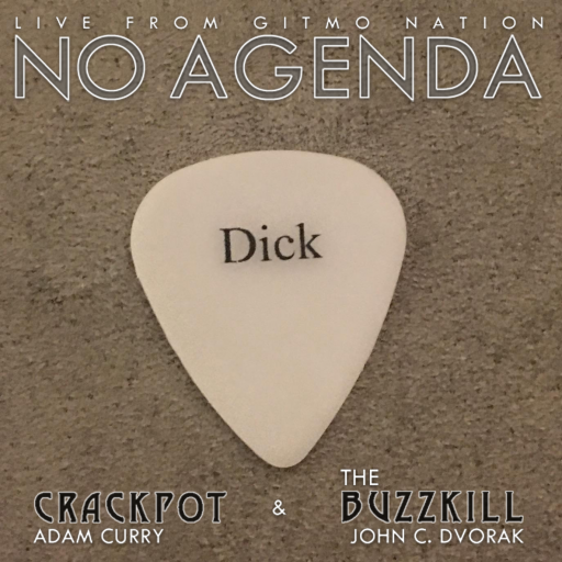No Agenda Album Art by ArchDukeNussbaum
