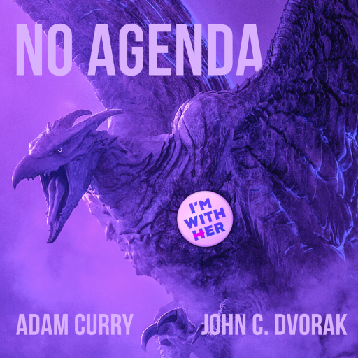 No Agenda Album Art by Data