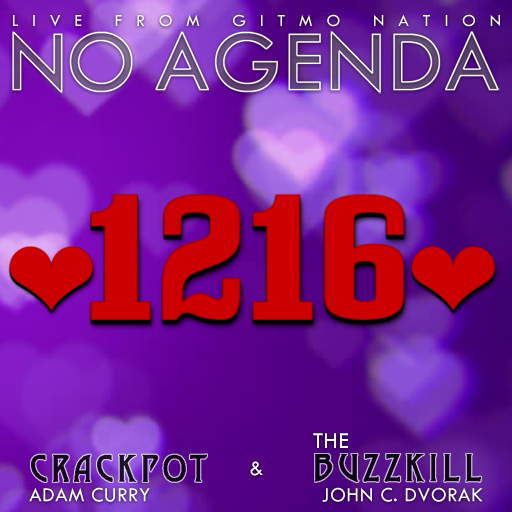 No Agenda Album Art by ComicStripBlogger