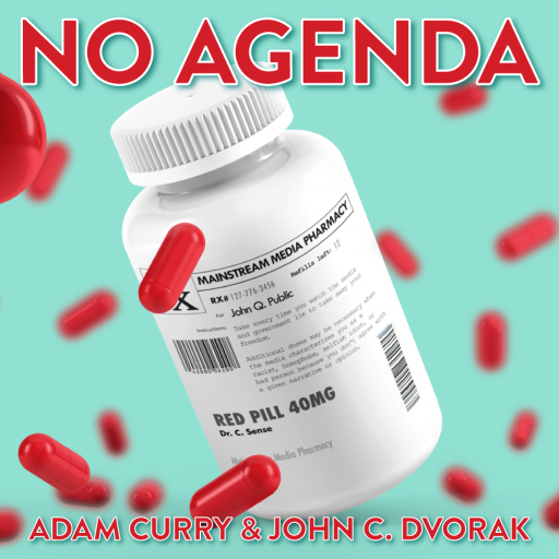 No Agenda Album Art by DanMcCall