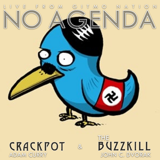 No Agenda Album Art by ILikebigbytes