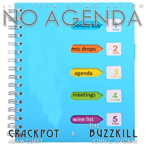 No Agenda Album Art by April222