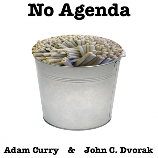 No Agenda Album Art by PPninja