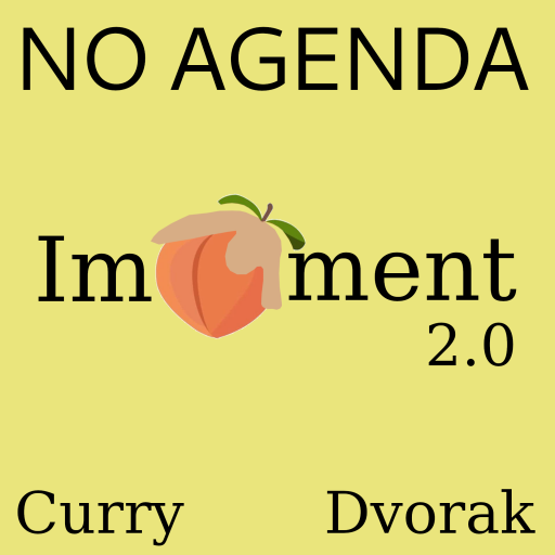 No Agenda Album Art by ivaka