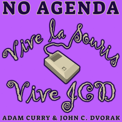 No Agenda Album Art by ParkerPaulie