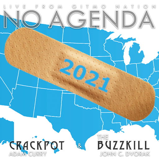 No Agenda Album Art by itm_oma