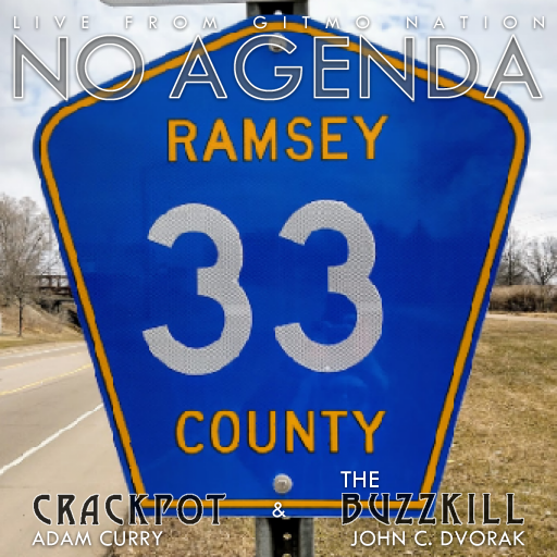 No Agenda Album Art by Common_Terry