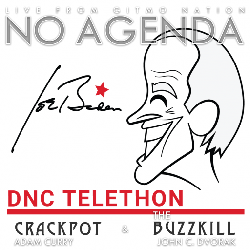 No Agenda Album Art by groovycharger
