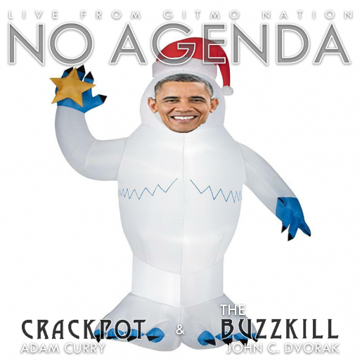 No Agenda Album Art by chamrupert