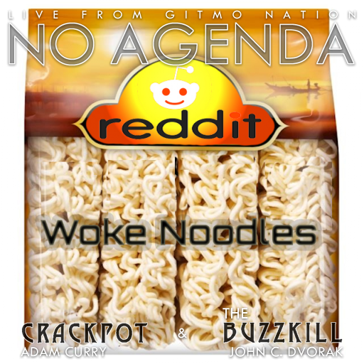 No Agenda Album Art by Lopsided