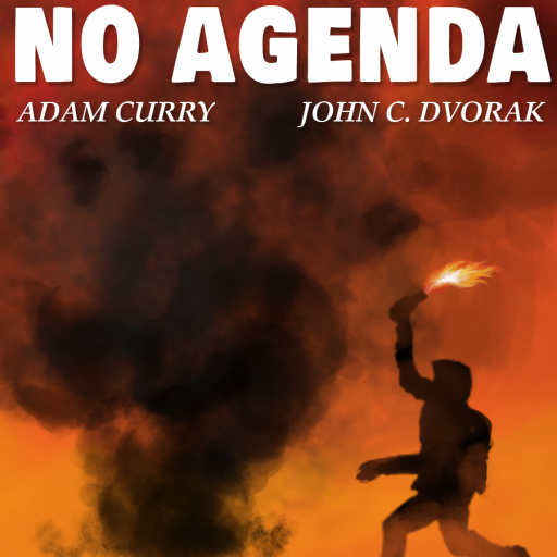 No Agenda Album Art by j-man_33