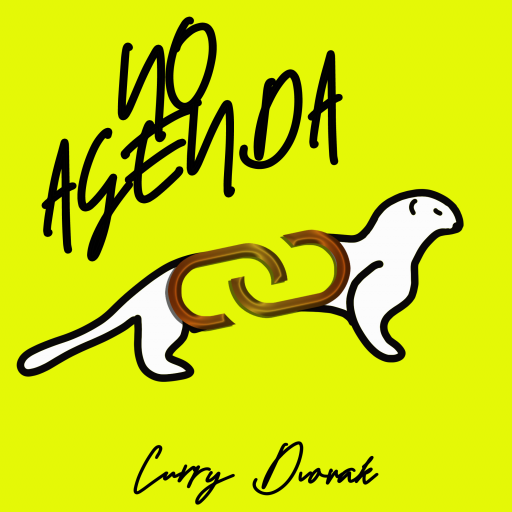 No Agenda Album Art by Tante_Neel