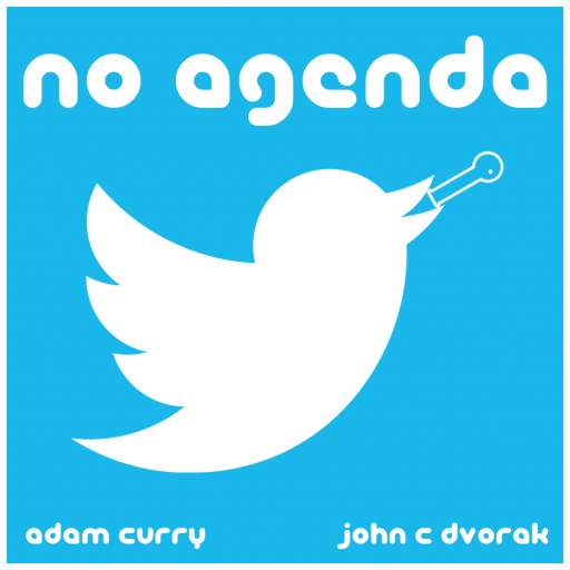 No Agenda Album Art by KorrectDaRekard