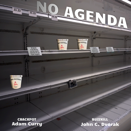 No Agenda Album Art by Xuchi