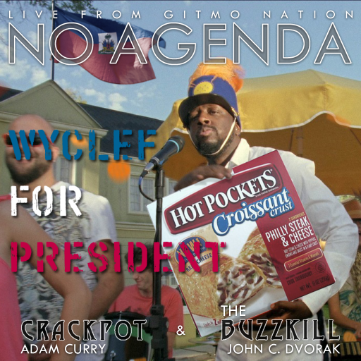No Agenda Album Art by ryanrafferty