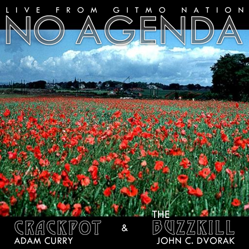 No Agenda Album Art by SiliconSpin