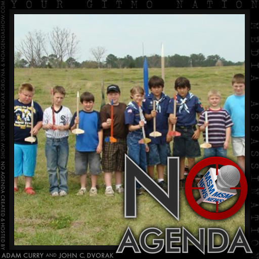 No Agenda Album Art by dbruffey