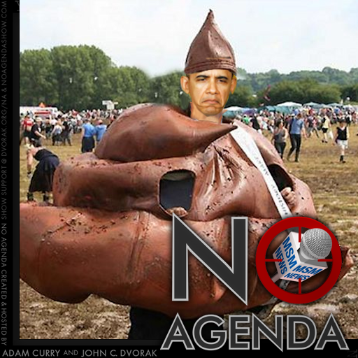 No Agenda Album Art by Thoren