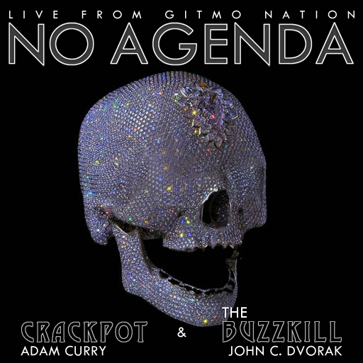 No Agenda Album Art by peekasso
