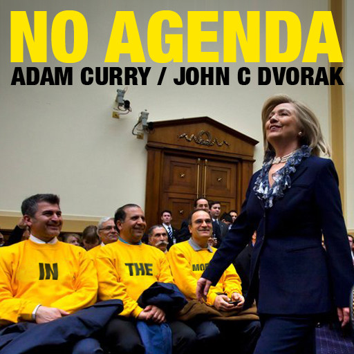 No Agenda Album Art by Fauxjebus