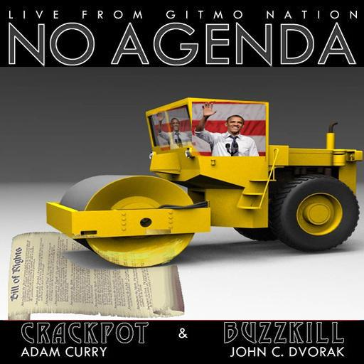 No Agenda Album Art by denscruise
